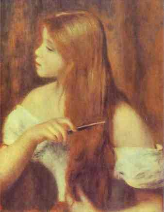 young-girl-combing-her-hair-1894